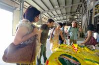 Thành viên đoàn công tác khảo sát tại Dabaco