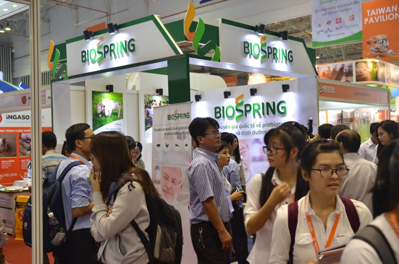 BioSpring tham dự Vietstock 2016