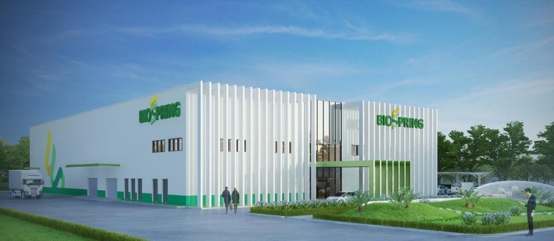 BioSpring vận hành nhà máy sản xuất probiotics hiện đại nhất Đông Nam Á