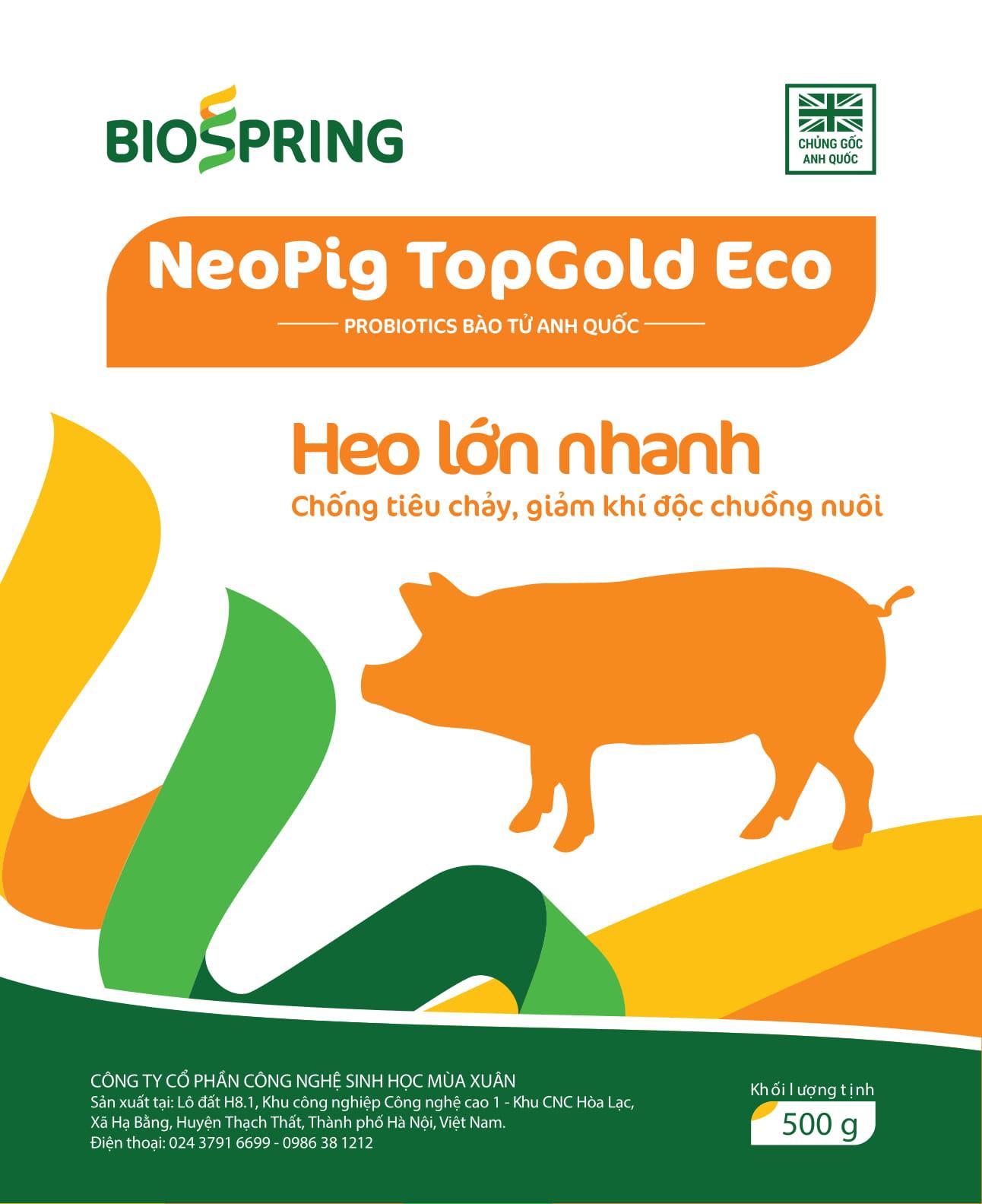 NeoPig TopGold Eco - 500g-1